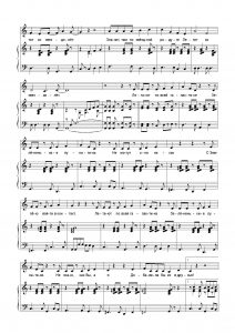 "Песня ""Лунатики"" А. Ермолова: ноты"